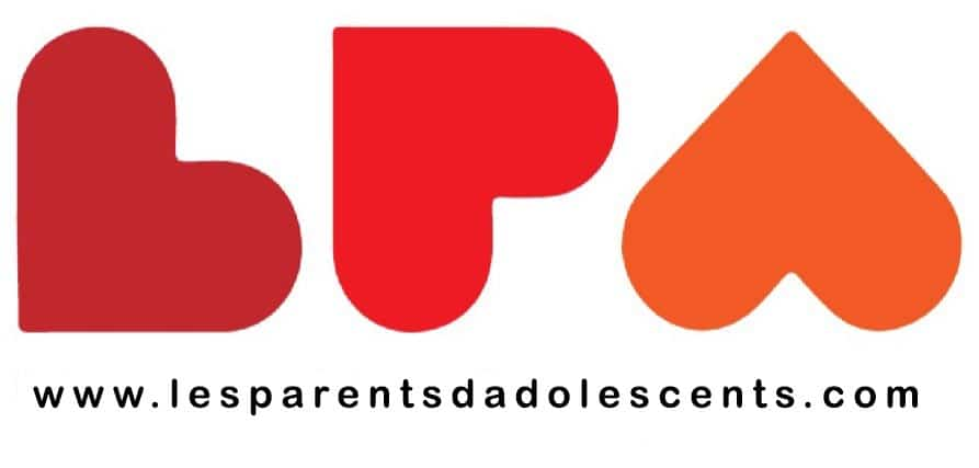 logo les parents dadolescents